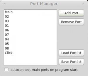 Portlist